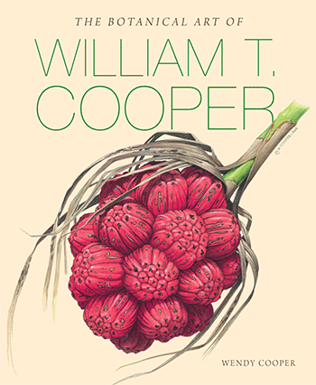 The Botanical Art of William T Cooper book cover